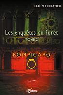 Les enquêtes du Furet - T2 De Elton FURRATIER - IS Edition