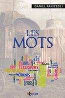 Les Mots - Daniel PANIZZOLI - IS Edition