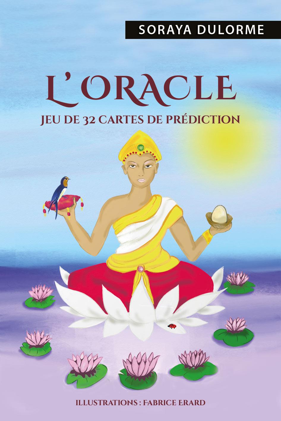 Carte De Voyance Indienne.L Oracle Jeu De 32 Cartes Pour Predire L Avenir Soraya Dulorme