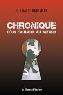 Chronique d'un taulard au mitard - El Khaled IBAD ALLY - Libres d'écrire